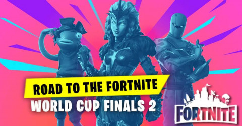 Road To The Fortnite World Cup Finals 2