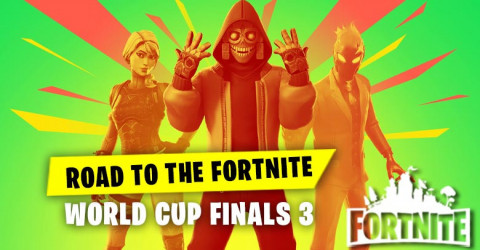 Road To The Fortnite World Cup Finals 3