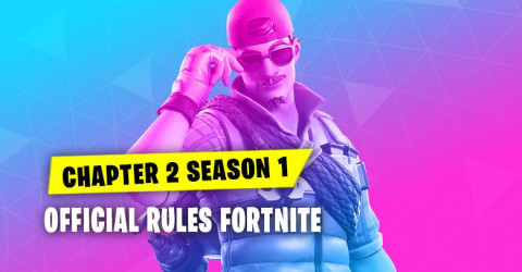 Fortnite | Chapter 2 Season 1 Official Rules