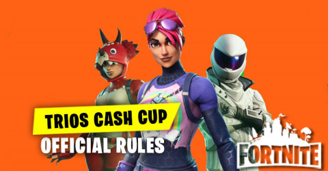 Trios Cash Cup Official Rules