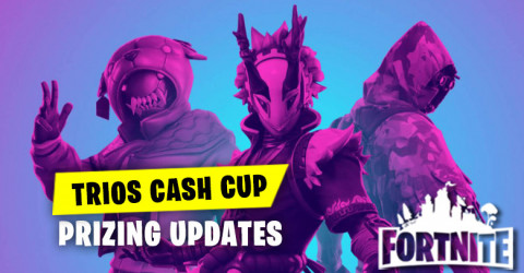 Trios Cash Cup And Prizing Updates