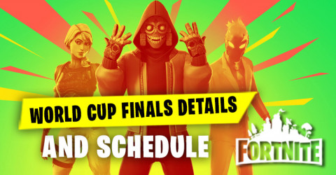 World Cup Finals Details And Schedule