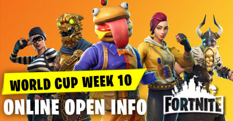 World Cup Week 10 Online Open Information