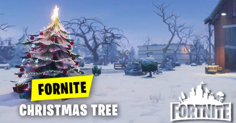Day 9 Dance Under the Christmas Tree