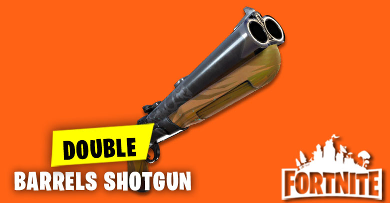 Double Barrel Shotgun Fortnite Zilliongamer