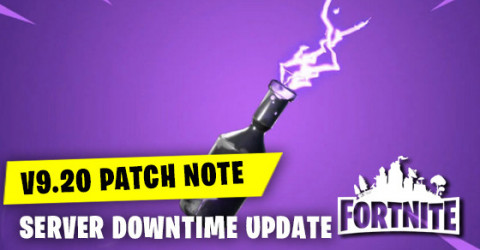 V9.20 Patch Notes Date,Server,Downtime Release