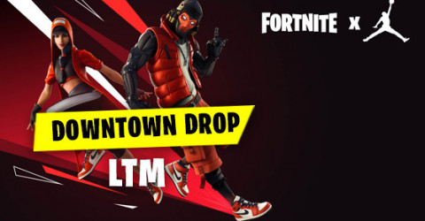 New Limited Time Mode - Downtown Drop