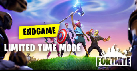 Limited Time Mode : EndGame