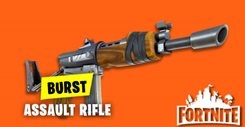 Burst Assault Rifle