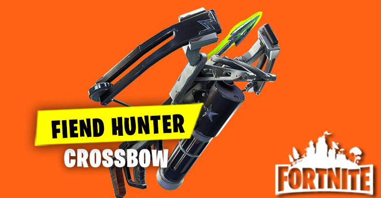 - is the crossbow out in fortnite