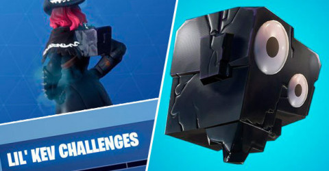 Limited time event: Lil'Kev challenges