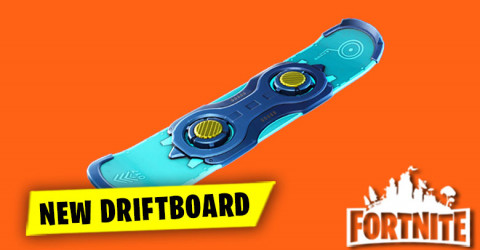 Driftboard New Vehicle