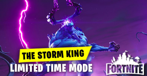 The Storm King Released