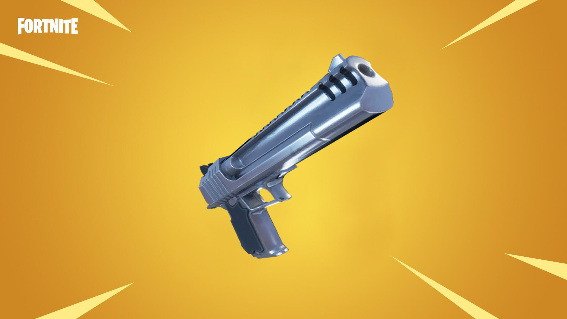 Hand Cannon Legendary | Fortnite - zilliongamer