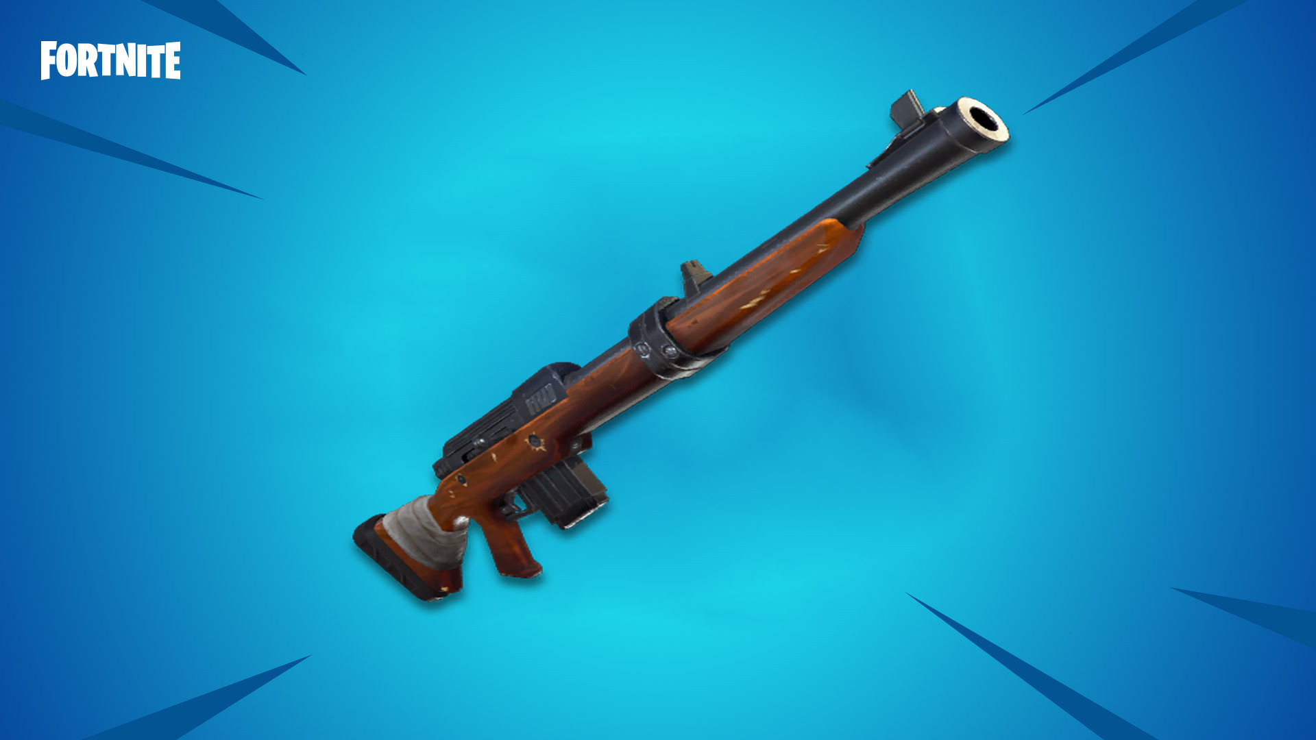 Hunting Rifle Rare | Fortnite - zilliongamer