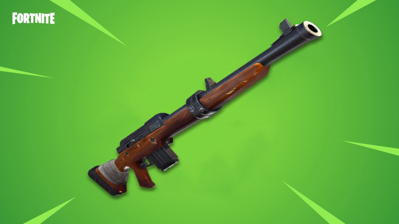 Hunting Rifle Uncommon | Fortnite - zilliongamer
