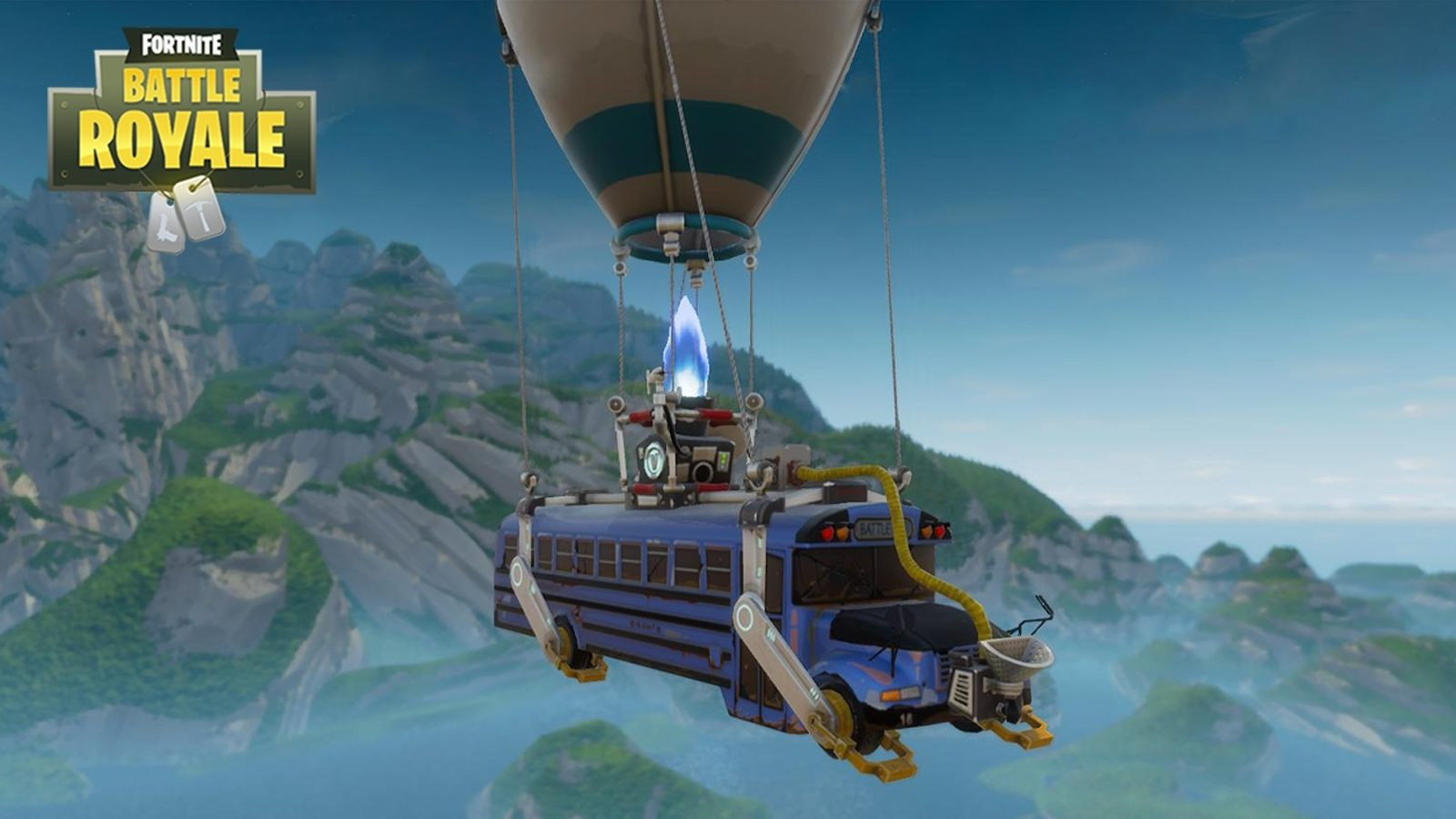 Battle Bus | Fortnite - zilliongamer your game guide