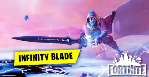 How to get Infinity Blade