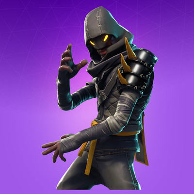Cloaked Star Skin | Fortnite - zilliongamer