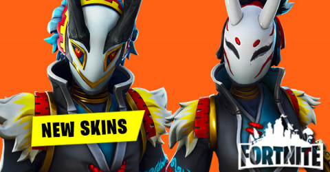 New Skins in Item Shop 9th