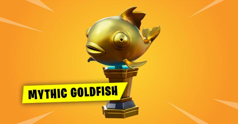 Mythic Goldfish | Fortnite - zilliongamer