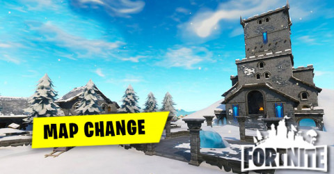 Map Changes v7.10 Patch Note