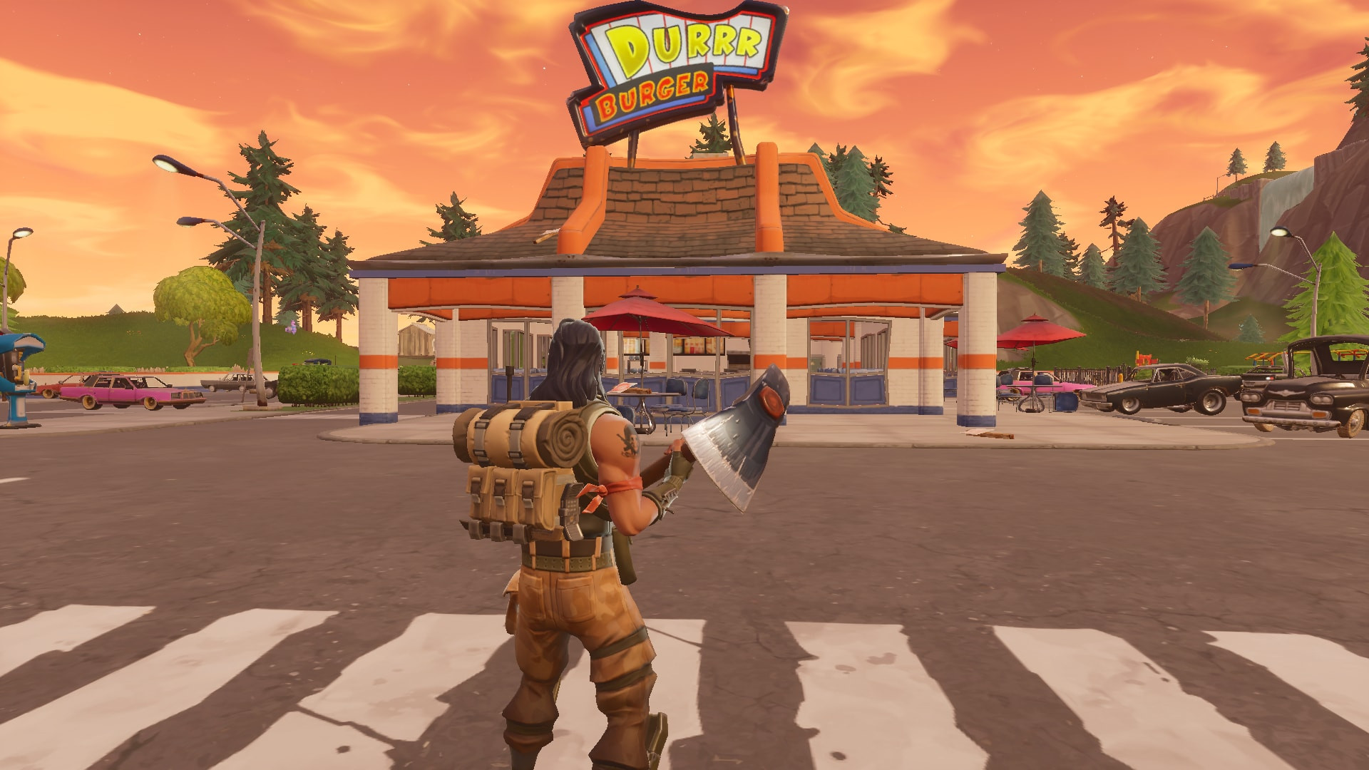 Greasy Grove | Fortnite - zilliongamer your game guide