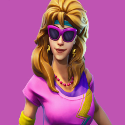 Aerobic Assassin Skin | Fortnite - zilliongamer