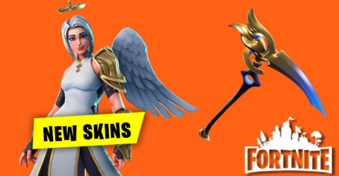 New Skins in Item Shop 11th