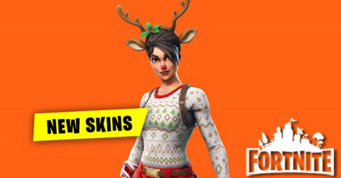 New Skins in Item Shop 12th