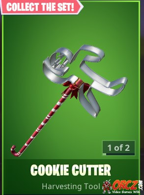 Cookie Cutter Skin | Fortnite - zilliongamer
