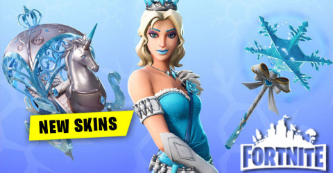 New Skins In Fortnite Item Shop