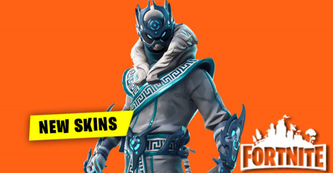 New SnowFoot Skin in Fortnite Item Shop