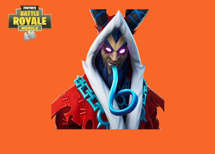 Krampus Skin | Fortnite - zilliongamer