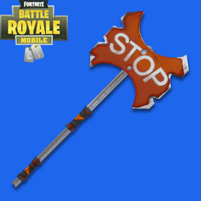 Stop Axe | Fortnite - zilliongamer