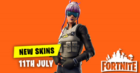 New Skins in Item Shop 11th July