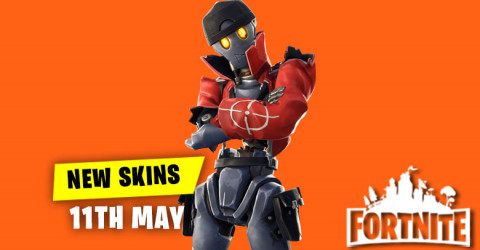New Skins in Item Shop 11th May