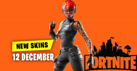 Fortnite Skins Today's Item Shop 12 December 2019