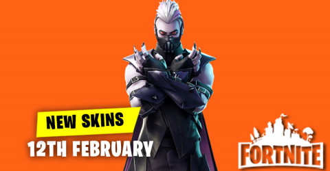 New Skins in Item Shop 12th February