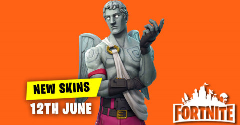 New Skins in Item Shop 12th June