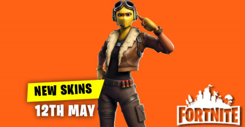 New Skins in Item Shop 12th May