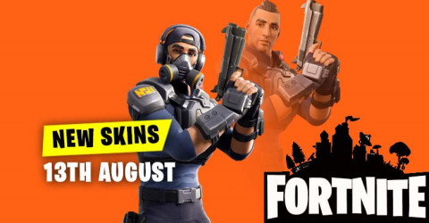 New Skins in Item Shop 13th August