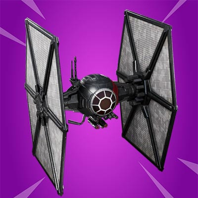 First Order Tie Fighter | Fortnite - zilliongamer