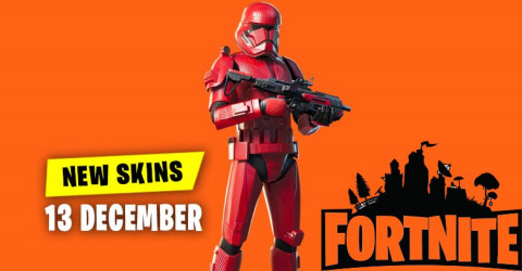 Fortnite Skins Today's Item Shop 13 December 2019