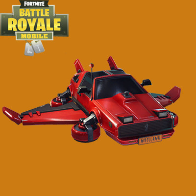 Hot Ride | Fortnite - zilliongamer