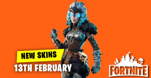 New Skins in Item Shop 13th February