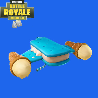 Ice Cream Cruiser | Fortnite - zilliongamer