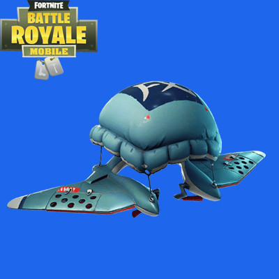 Poofy Parasail | Fortnite - zilliongamer