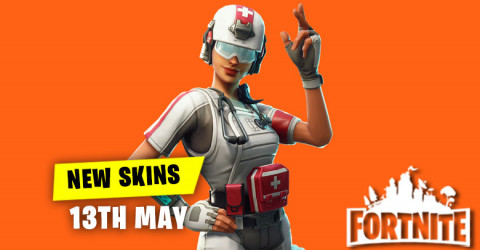 New Skins in Item Shop 13th May
