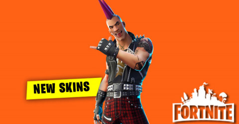 New Skins in Item Shop 13th